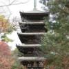 京都市内の世界遺産で、国宝または重要文化財の五重塔を有する寺院は?京都検定三級過去問!