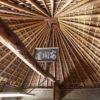 竹垂木を放射状に配した化粧屋根裏で知られる茶室は?京都検定三級過去問!