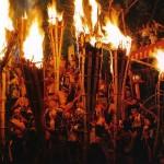 「神事にまいらっしゃれ」の神事触れで始まる奇祭は?京都検定三級合格!
