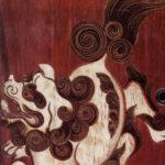 養源院の杉戸絵「唐獅子図」「白象図」を描いた絵師は?京都検定三級過去問!