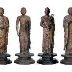 大報恩寺の十大弟子立像の仏師は?京都検定三級過去問!