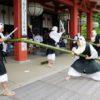 竹伐り会式が行われる寺院は?京都検定三級過去問!