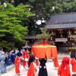 やすらい祭はどの神社の祭礼か?京都検定三級過去問!