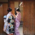 京舞井上流の事始めで舞妓さんに贈られるのは?京都検定三級過去問!