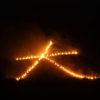 京都五山送り火の点灯順について