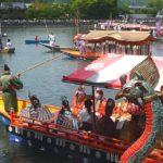 大堰川で行われる車折神社のお祭りは?京都検定三級過去問!