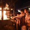 大晦日から元旦の未明にかけて八坂神社に詣でて火縄に火を授かる習わしは?京都検定三級過去問!