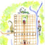 「四神相応之地」と言われる平安京で、南に配される神は?京都検定三級過去問!