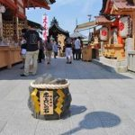 清水寺に隣接する良縁の神様として知られる神社は?京都検定3級過去問!