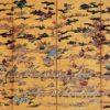 京の町並みと郊外を描いた国宝の屏風は?京都検定3級過去問!