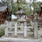 八坂神社にある灯籠の伝説にゆかりのある人物は?京都検定3級過去問!