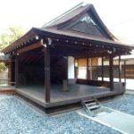現存する最古の能舞台(国宝)がある寺院は?京都検定3級過去問!